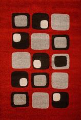 Килим Cosi, червен (78020/red)