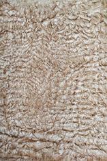 Килим Sheep Skin, кафяв (03/terra)