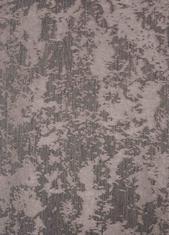 Перде BCM Safran 1012, сиво / 295 см.