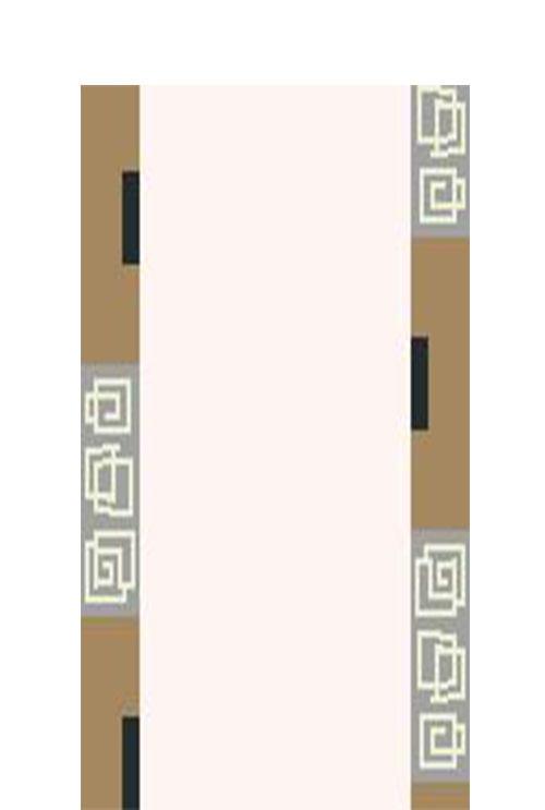 Персийска пътека Sketch 060/32150/107