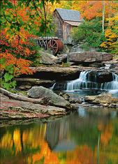 Фототапет Grist Mill 183*254