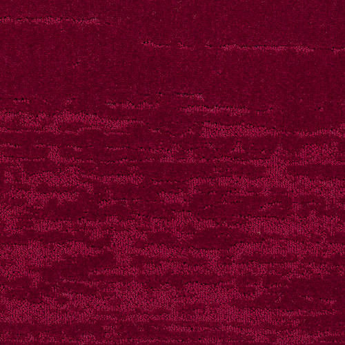 Мокетена плоча Groove, червена (580)