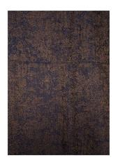 Перде ZT ZT 88350/1738, синьо / 295 см.