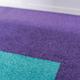 Bolero carpet tile, blue (155)