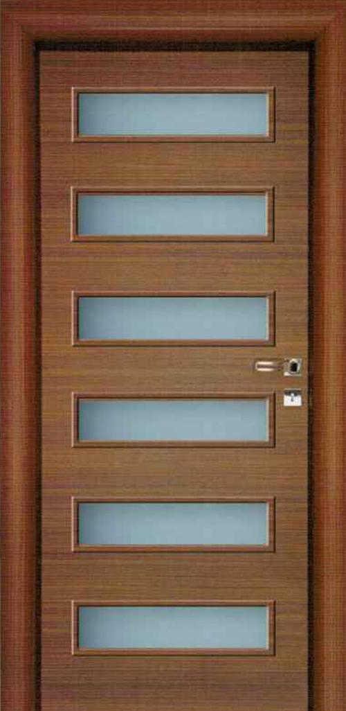 Интериорна врата VD11 с регулируема каса 70 см. лява