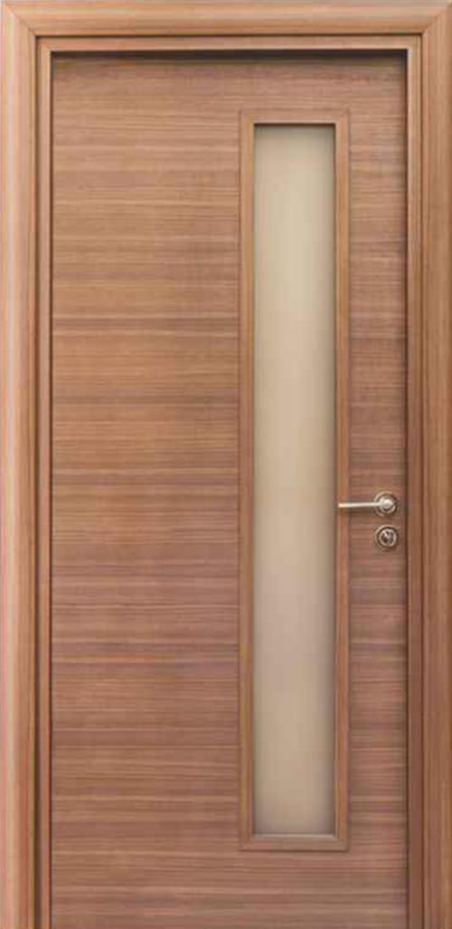 Интериорна врата VD1 с регулируема каса 80 см. лява