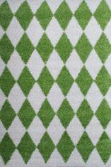 Килим Echo, зелен (70504/460)