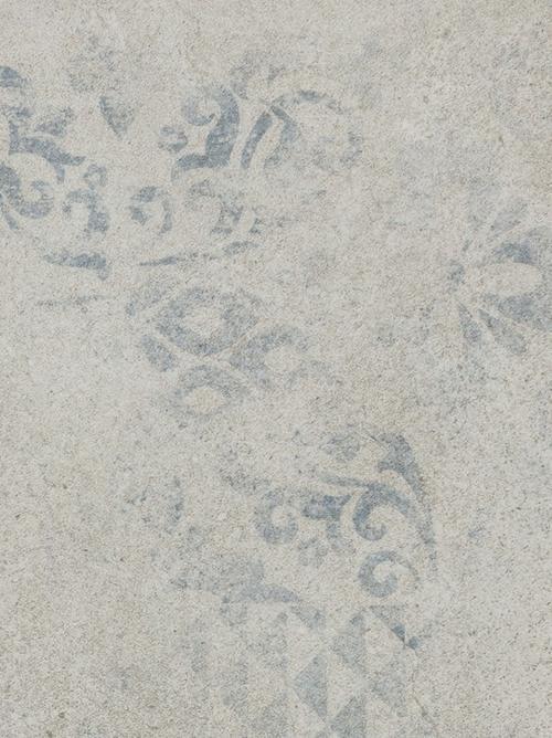 LVT ламел Colonia stencilled concrete (4526) лепене
