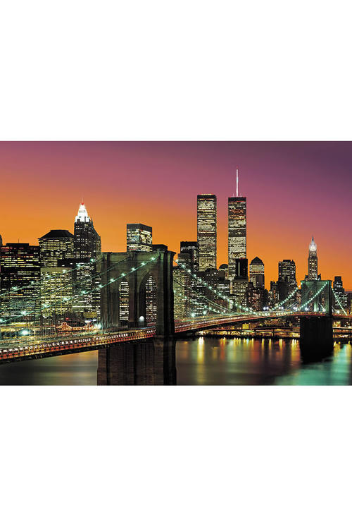 Фототапет New York City 366*254