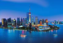 Фототапет Shanghai Skyline 366*254