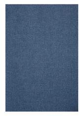 Перде MILPA KETEN 18543, синьо / 300 см.