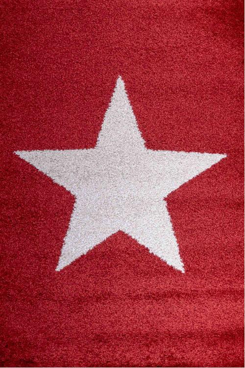 Килим Noblesse cosy, червен (62105/010)