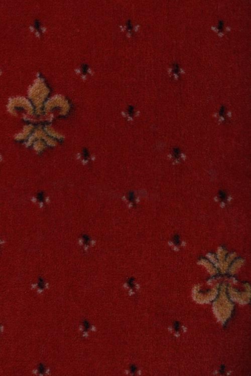 Мокет Heritage, червен (11)