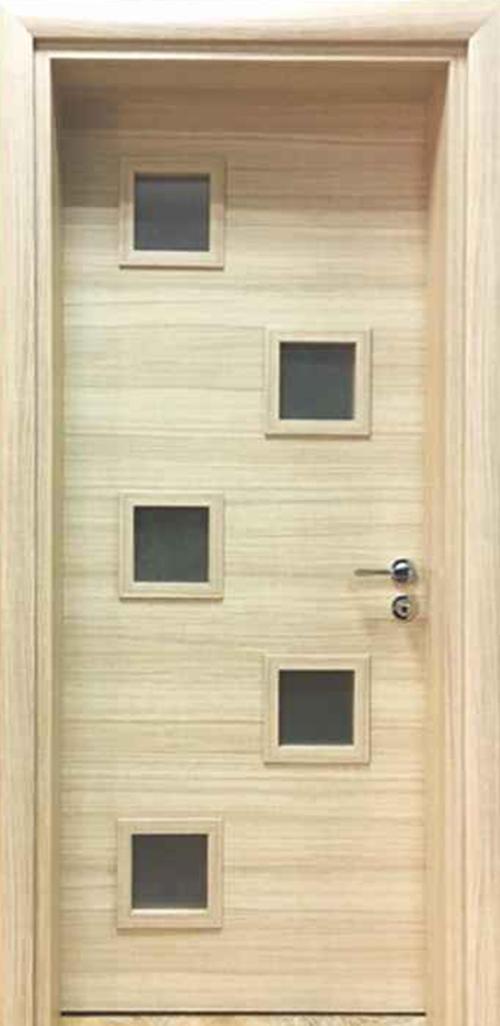 Интериорна врата VD4 с регулируема каса 80 см. лява