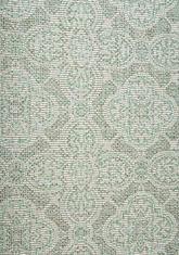 Килим Terazza, зелен (21193/ivory silver/mi)