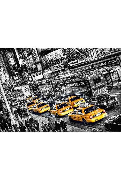 Фототапет Cabs Queue 366*254
