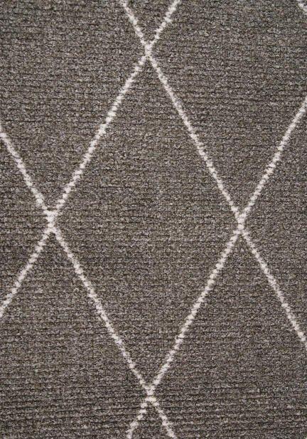 Килим Tundra, сив (59409/692)