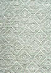 Килим Terazza, зелен (21101/ivory silver/mi)