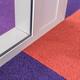 Bolero carpet tile, orange (485)