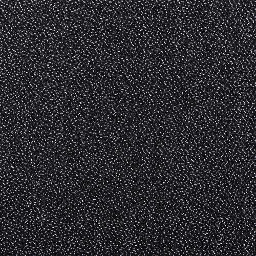 Мокетена плоча Stardust, черна (50250)