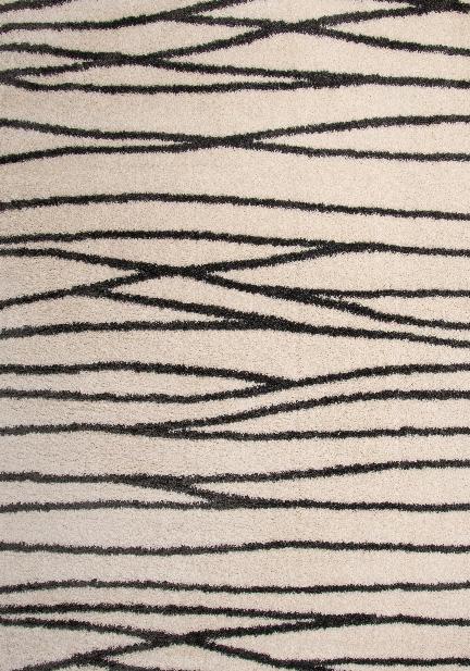 Килим Blizz, бял (79823/white/anthracite)