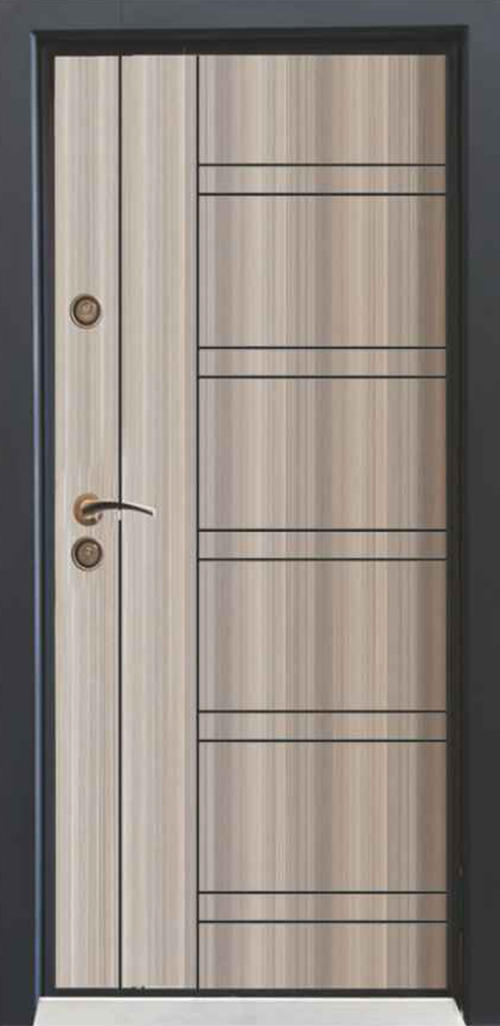 Входна врата Parkdor SL101 90 см. дясна - мистик