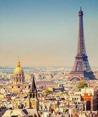 Флиз фототапет Paris 366*254 - 950