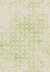 Килим Cosi, зелен (78256/ivory/green)