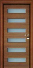 Интериорна врата VD11 с регулируема каса 80 см. лява