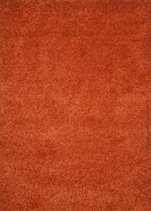 Килим Super Shaggy, оранжев (6500/980)