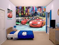 Фототапет Disney Cars 304*243