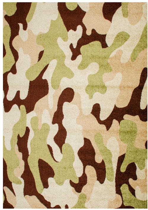 Килим Aura, зелен (26245/640)
