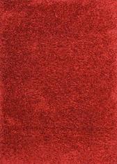 Килим Super Shaggy, червен (6500/13)
