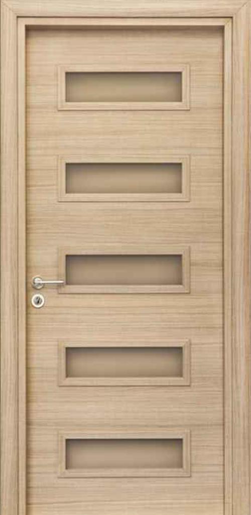 Интериорна врата VD10 с регулируема каса 70 см. дясна
