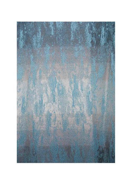 Перде MRM Filbert 2503, синьо / 310 см.