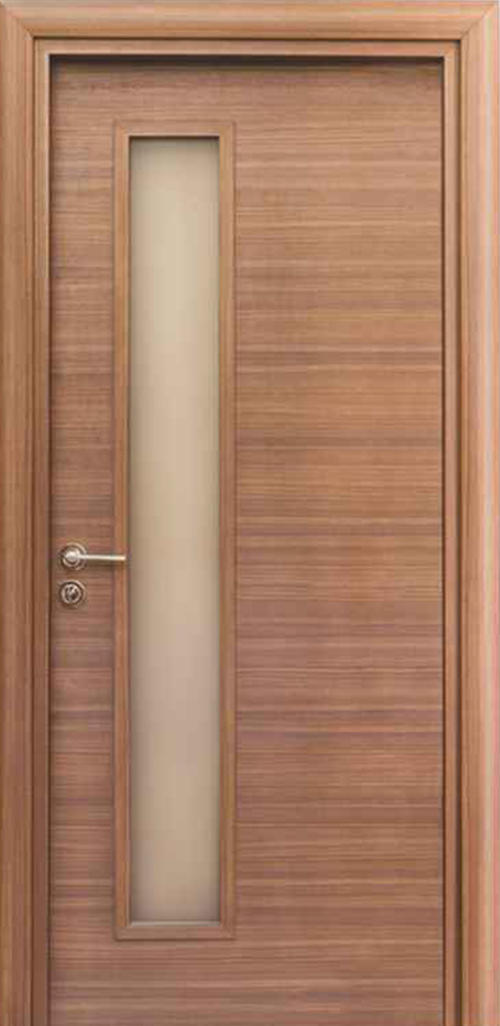 Интериорна врата VD1 с регулируема каса 70 см. дясна