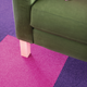 Bolero carpet tile, red (555)