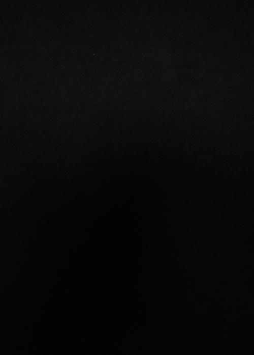 Перде BCM Petek 2041, черно / 300 см.