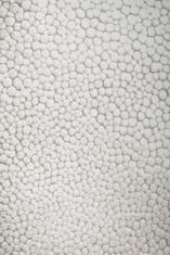 Килим Softness, бял (6896/G301)