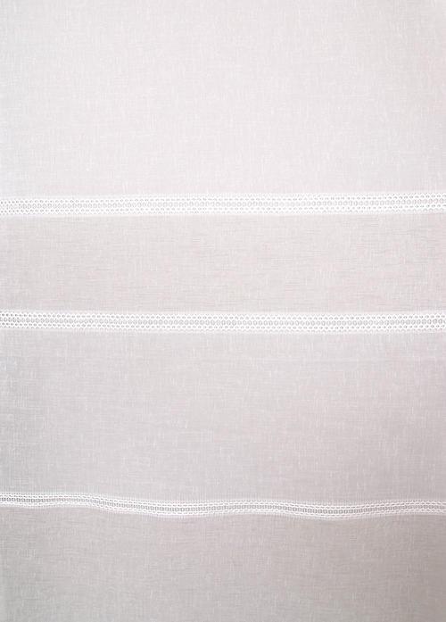 Перде DV Emily 21, бяло / 330 см.
