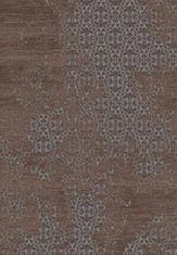 Килим Bohemian, кафяв (23138/d.brown/grey)