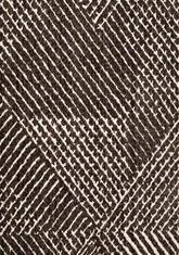 Килим Mix, кафяв (40945/080)