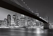 Фототапет Brooklyn Bridje NY 366*254