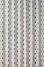 Килим Jersey Home, черно-бял (6725/E518)