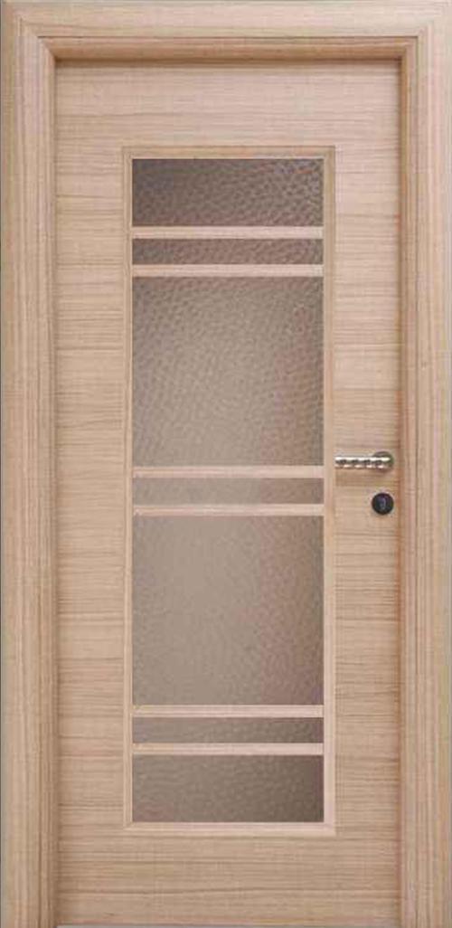 Интериорна врата VD7 с регулируема каса 70 см. лява