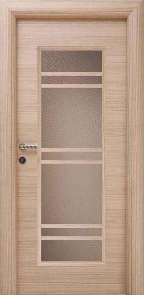 Интериорна врата VD7 с регулируема каса 70 см. дясна