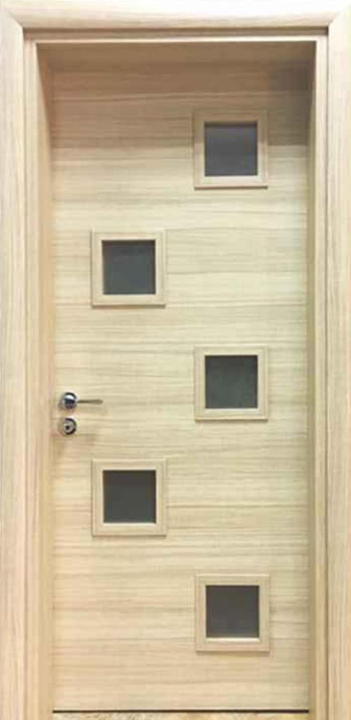Интериорна врата VD4 с регулируема каса 80 см. дясна