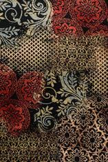 Килим Aura, черен (26209/090)