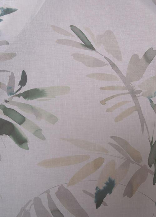 Перде 14-CARIOCA /V1, бяло / 320 см.