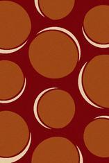 Килим Ace, червен (7460/110)